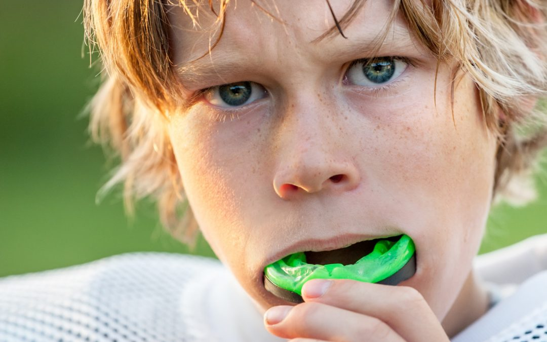 Player Protection: The Top Five Benefits of Athletic Mouth Guards